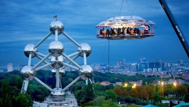 10 Most Quirky Restaurants of The World